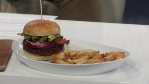 The Tir Nan Og Irish pub introduces its new avocado bacon burger
